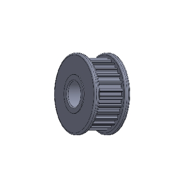 Pulley00033-1-Timing Pulleys MXL Type
