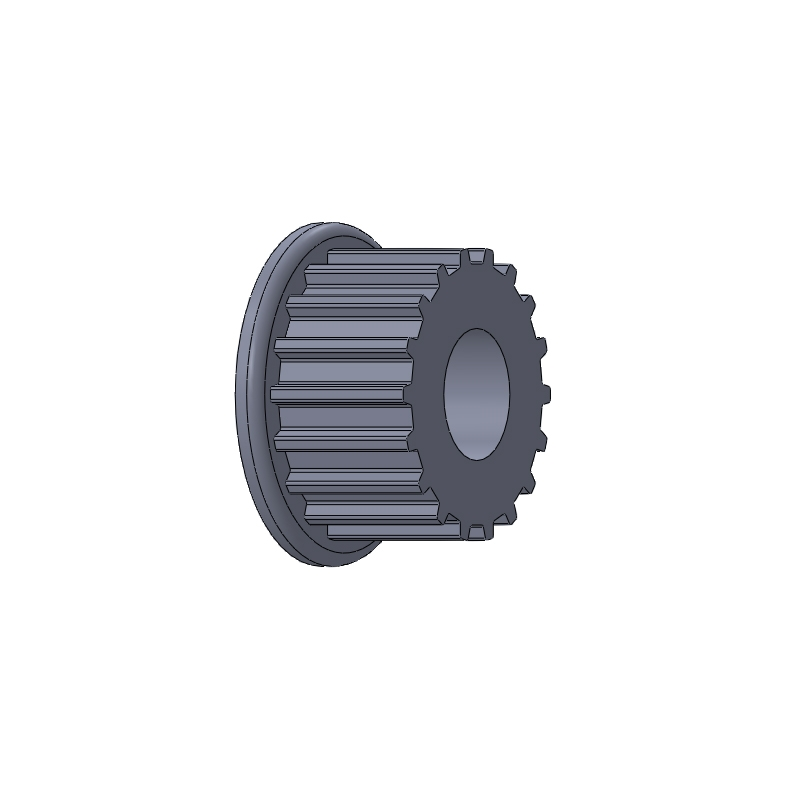 Pulley00056-1-Timing Pulleys MXL Type