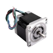 MS23HA8L4360-1-NEMA 23 High Precision Hybrid Stepper Motors