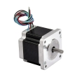 MS24HS2L4420-1-NEMA 24 Standard Hybrid Stepper Motors