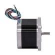 MS24HS2L4420-2-NEMA 24 Standard Hybrid Stepper Motors