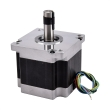 ML42HS0L4600-3-NEMA 42 Standard Hybrid Stepper Motors