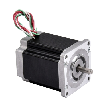 ML24HCAL3340-1-NEMA 24 Smooth Hybrid Stepper Motors