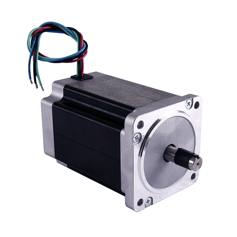 ML34HD2L4500-E-1-NEMA 34 Standard Hybrid Stepper Motors