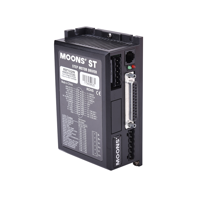 MSST10-Q-RN-1-ST Series Two Phase DC Stepper Motor Drives