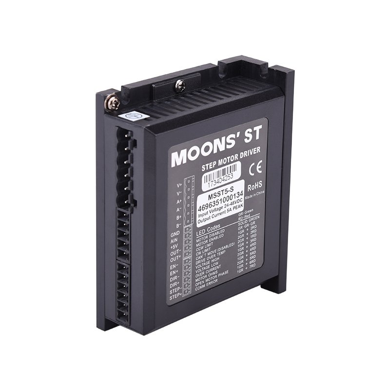 MSST5-S-1-ST Series Two Phase DC Stepper Motor Drives