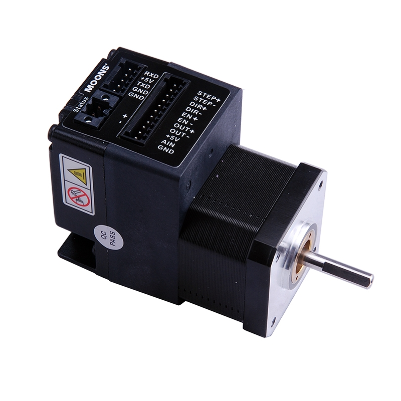 STM17S-2AN-1-STM17 Series Integrated Stepper Motors