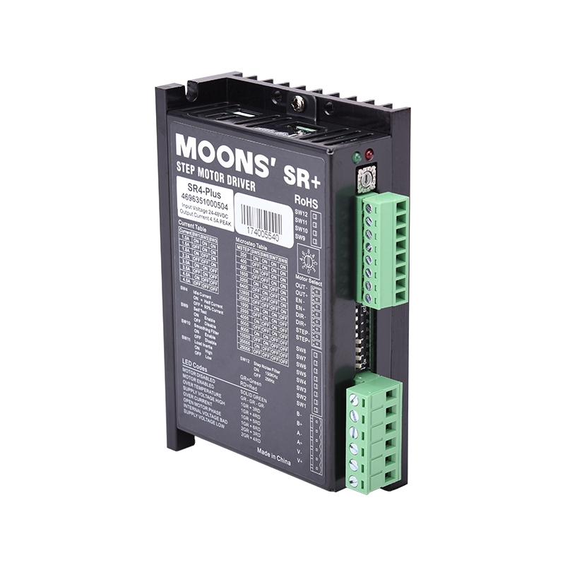 SR4-Plus-1-SR Series Two Phase DC Stepper Motor Drives