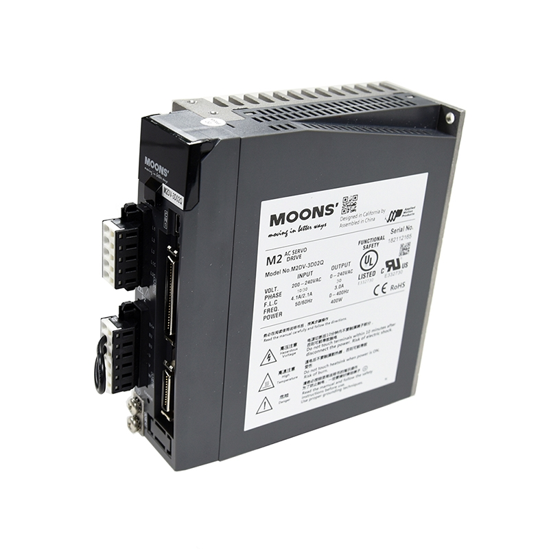 M2DV-3D02Q-1-M2DV Series Servo Drives