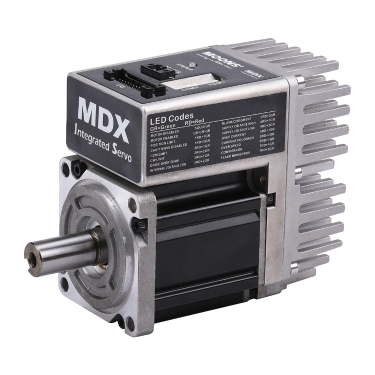 MDXK61GN3RB000-1-MDX Series Integrated Servo Motors