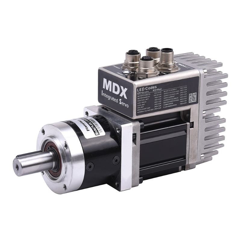 MDXL62GN3RBP20-1-MDX Series Integrated Servo Motors