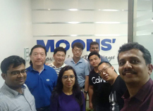 MOONS' Intelligent Motion System India Private Limitedを設立致しました