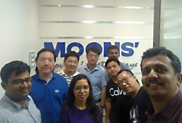MOONS' to Set up Subsidiary in India to Promote the India Market