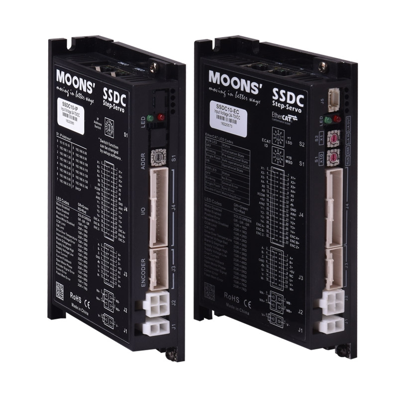 SSDC Series Step-Servo Drives-1