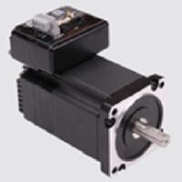 NEMA 34 Integrated Step-Servo Motors