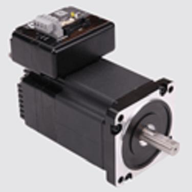 TSM34C-6CG-1-NEMA 34 Integrated Step-Servo Motors