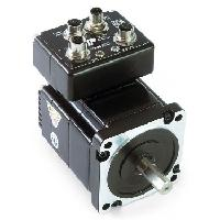 NEMA 34 IP65 Integrated Step-Servo Motors