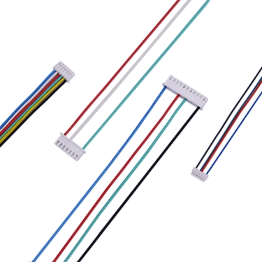Wire Harness04581-1-Cables for Stepper Motors