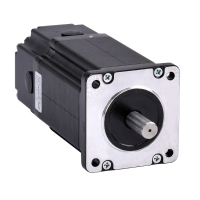 AM Series Hybrid Stepper Motors With Brakes