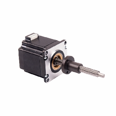 LE234S-T1206-100-AR6-S-210-1-NEMA23 External Nut Linear Stepper Motors