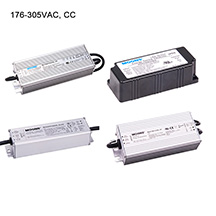 176~305VAC, Constant Current Drivers