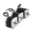 NEMA 24 Standard Hybrid Stepper Motors-8