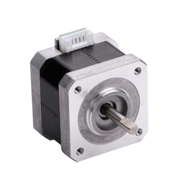 MS17HA6P4100-M-1-NEMA 17 High Precision Hybrid Stepper Motors