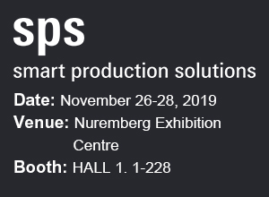 2019 SPS - smart production solutions