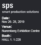 2019 SPS – smart production solutions